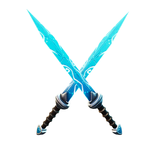 Fortnite Brrr-witching Blades pickaxe