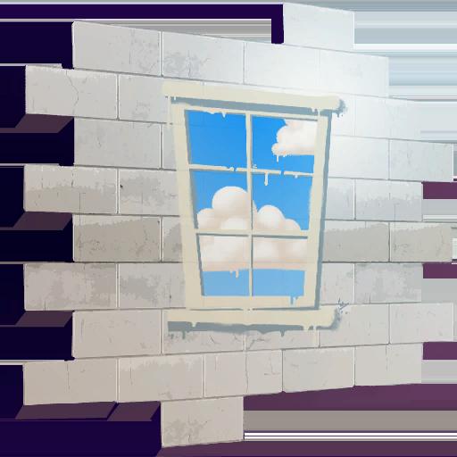 Fortnite Window spray