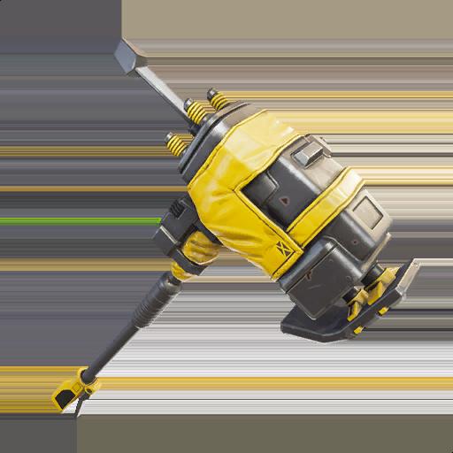 Fortnite Autocleave pickaxe