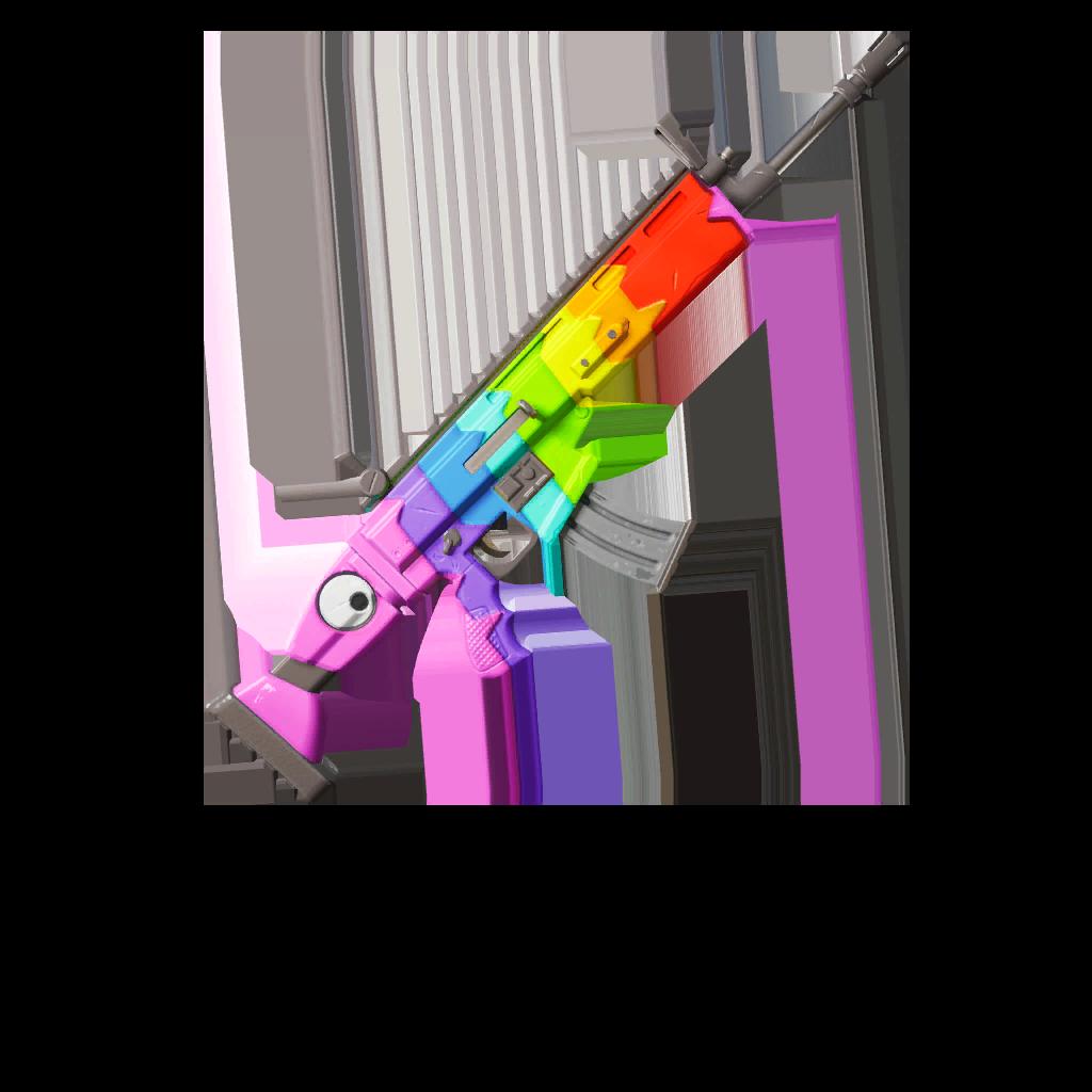 Wild Rainbow