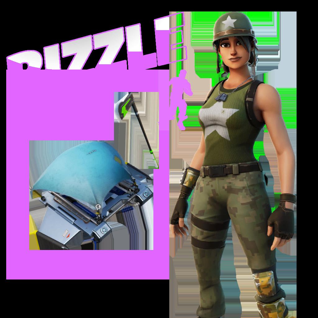 BIZZLEのロッカー バンドル