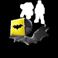 BATMAN GEAR BUNDLE