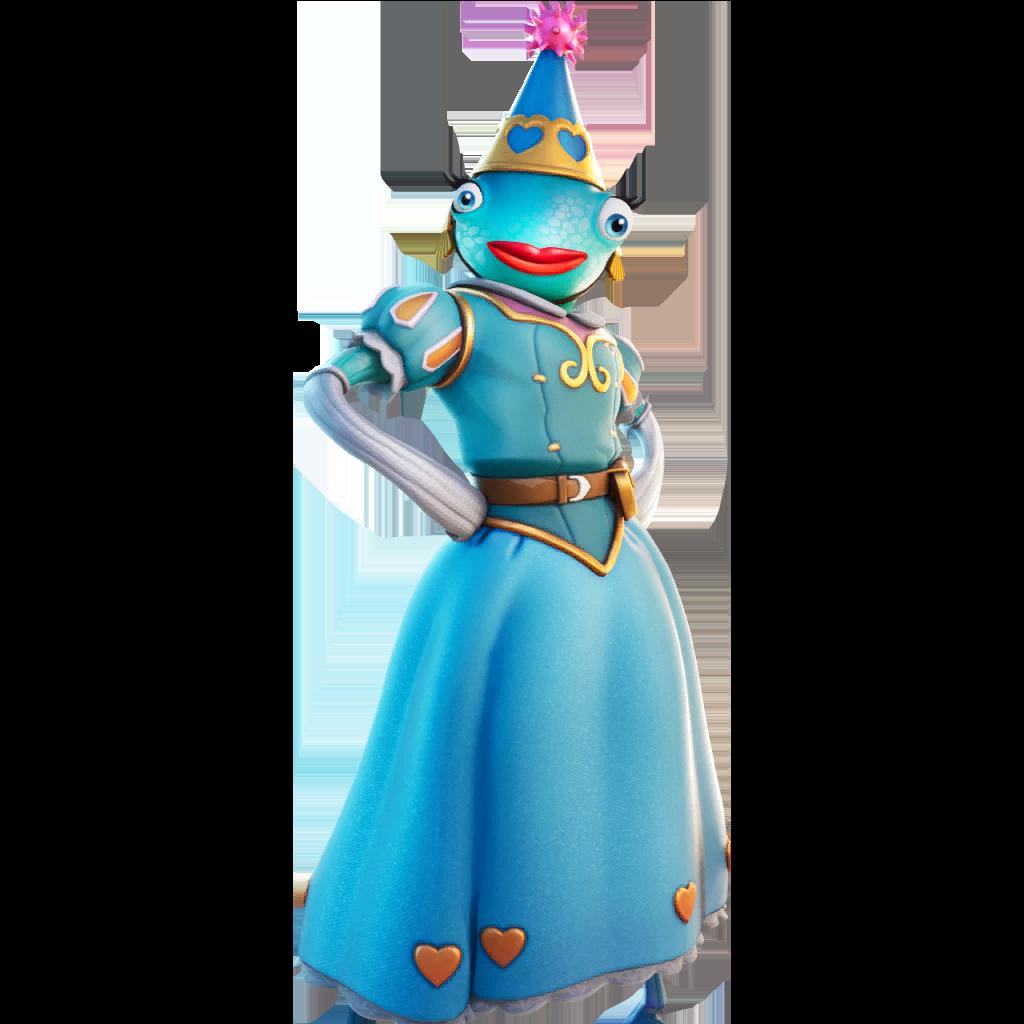 プリンセス フェリシティフィッシュ