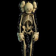 KAWS Skeleton