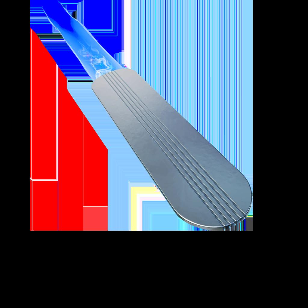 シルバーサーファー サーフボード