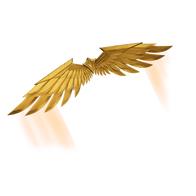 Golden Eagle Wings