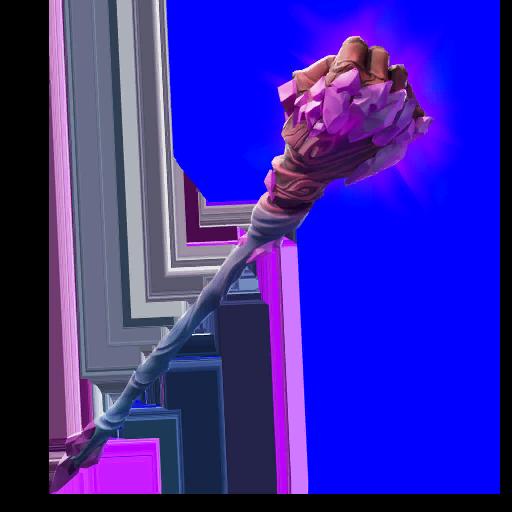 Fortnite Storm King Fist pickaxe