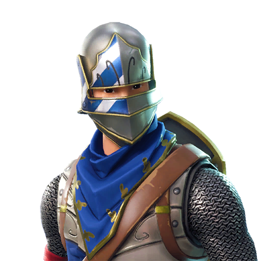 Fortnite Blue Squire outfit