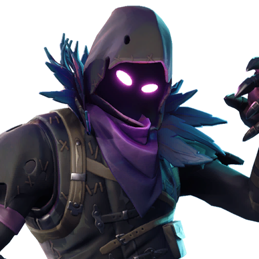 Fortnite Raven outfit