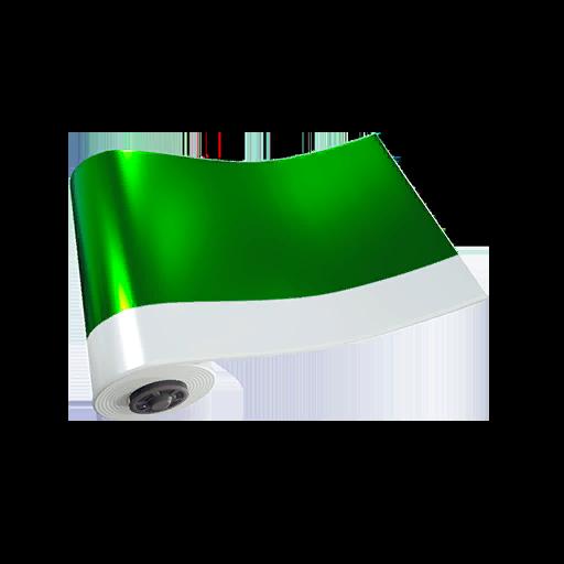 Fortnite Festive Paper wrap