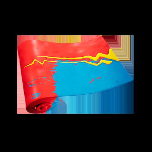 Fortnite Claymation wrap