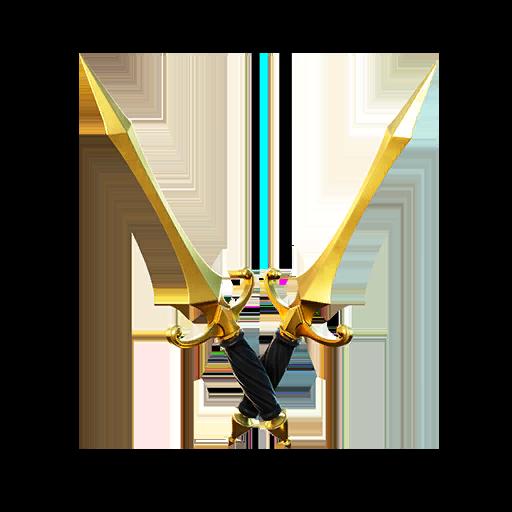 Golden Daggers