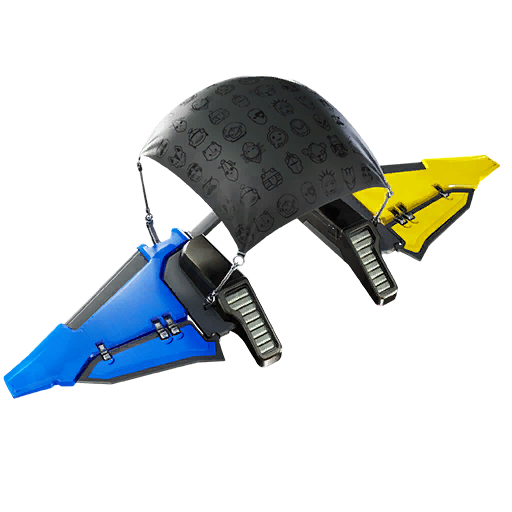 Fortnite Squad Sail glider