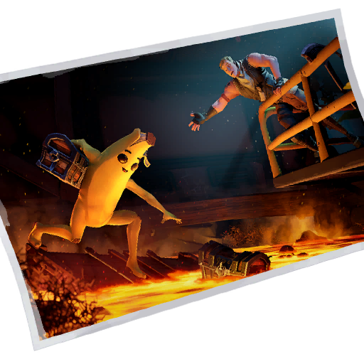 Fortnite Loot Lava loadingscreen