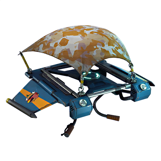 Fortnite Founder's Glider glider