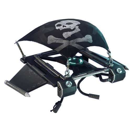 Fortnite Jolly Roger glider