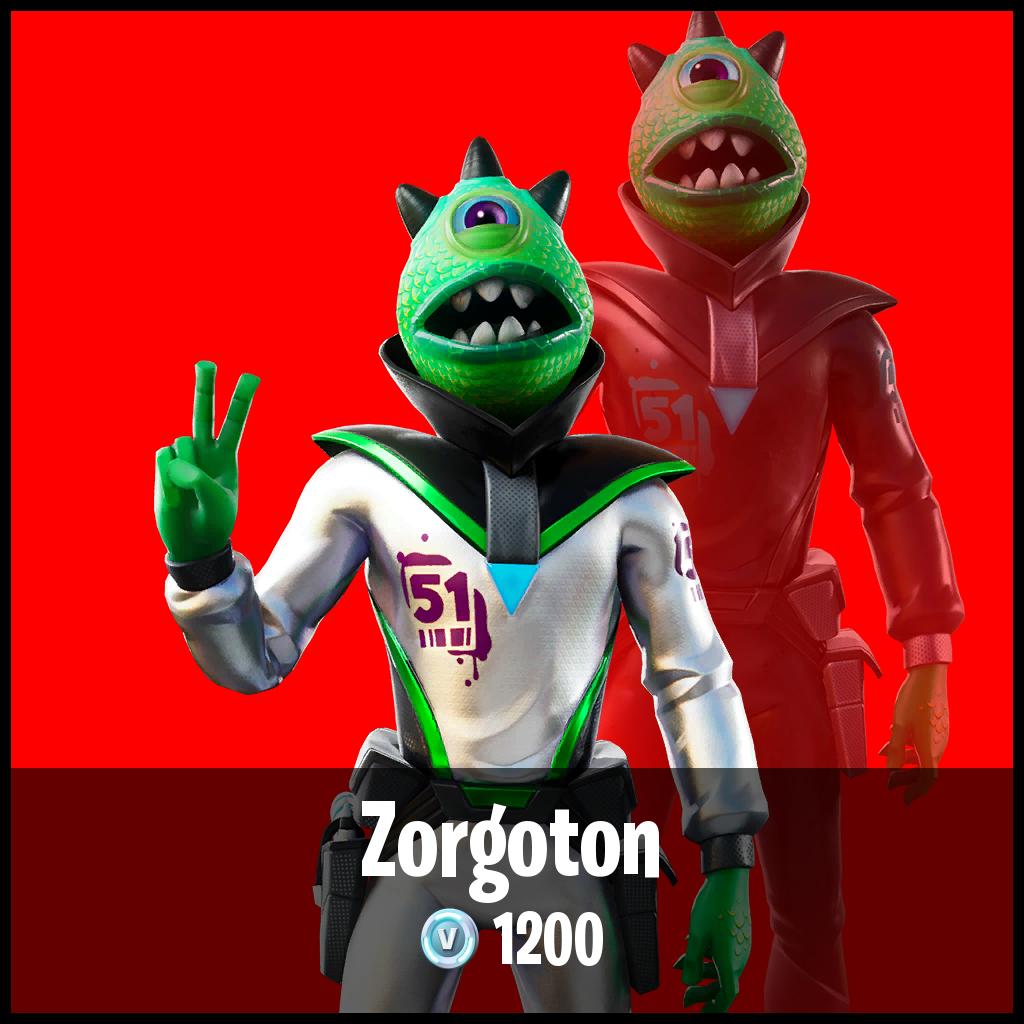 Zorgoton