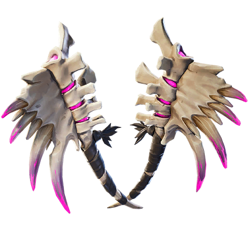 Fortnite Dark Dino Bones pickaxe