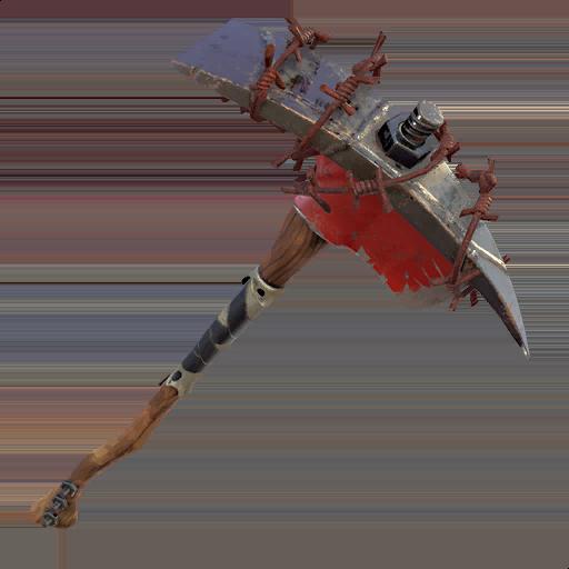 Fortnite Raider's Revenge pickaxe