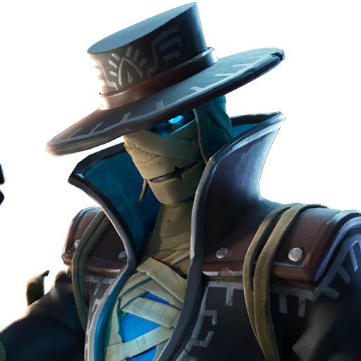 Fortnite Wrath outfit