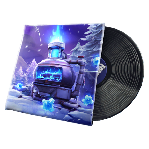 Fortnite Frostnite music