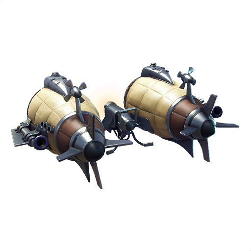 Fortnite Dirigible glider