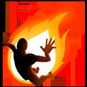 Fortnite Hot Drop emoji