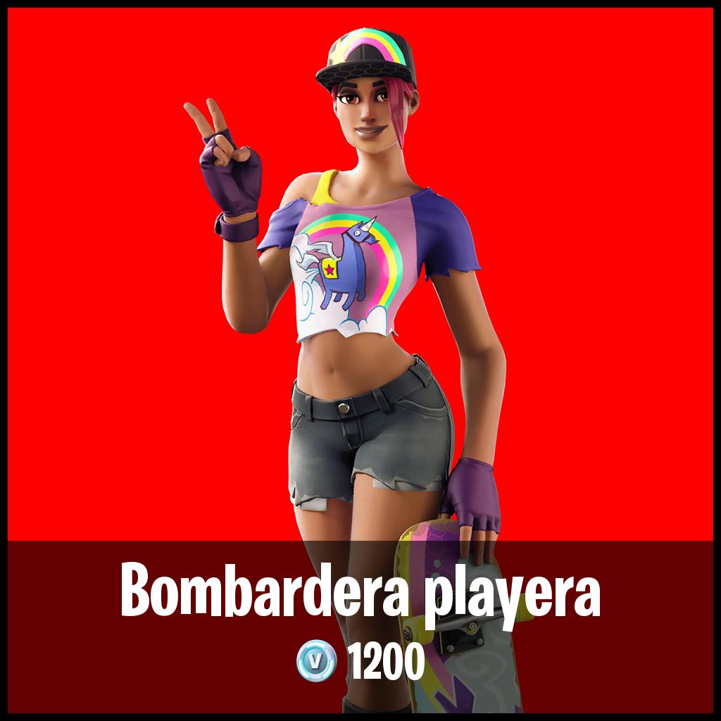 Bombardera playera
