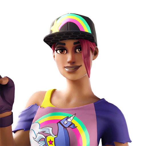 Fortnite Beach Bomber outfit