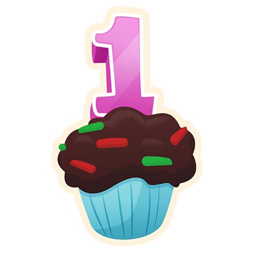 Fortnite Fortnite Birthday! emoji
