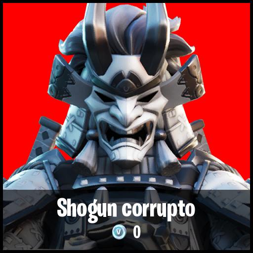 Shogun corrupto