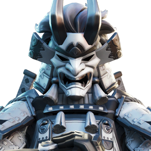 Fortnite Corrupted Shogun outfit