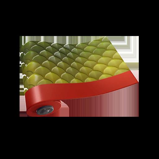 Fortnite Dragon Scales wrap