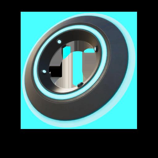 Fortnite Identity Disc pickaxe