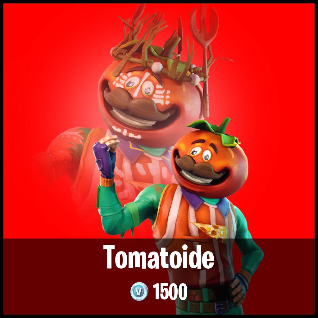 Tomatoide