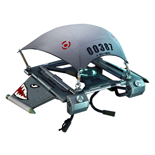 Fortnite Mako glider