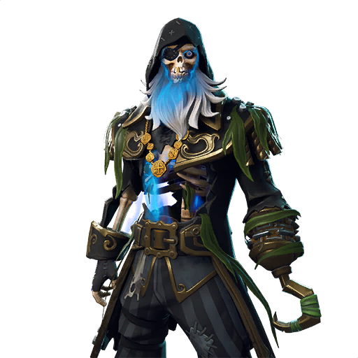 Fortnite Blackheart (Stage 6) Outfit Skin