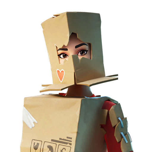 Fortnite Boxy outfit