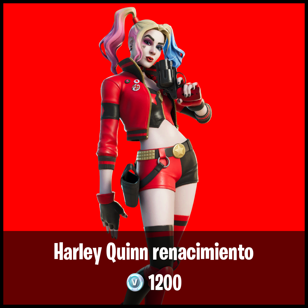 Harley Quinn renacimiento