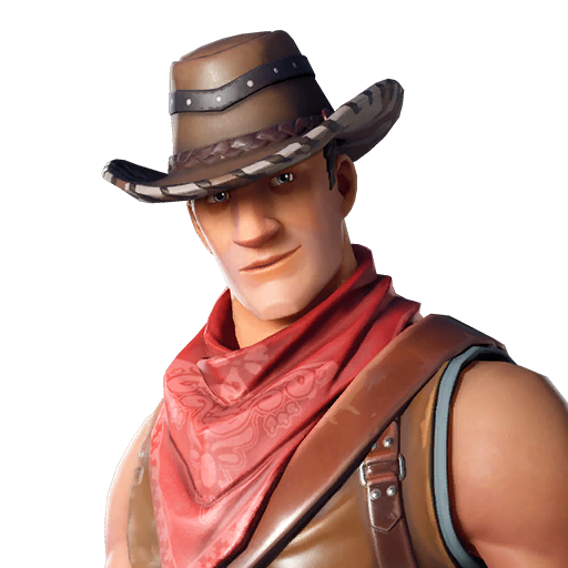 Fortnite Frontier outfit