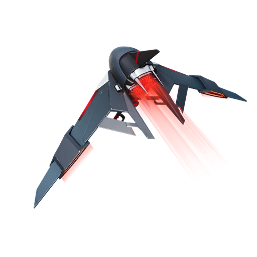 Fortnite Crimson Wish glider