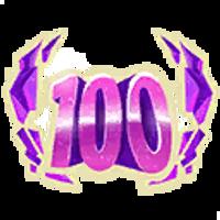 Season Level 100