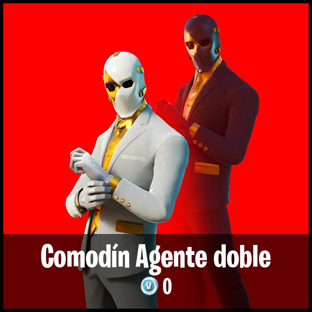 Comodín Agente doble