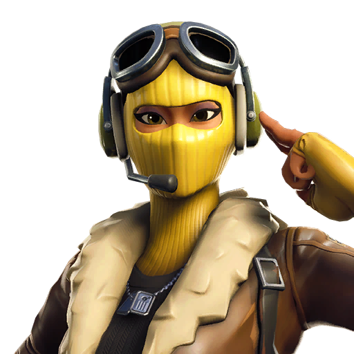 Fortnite Velocity outfit