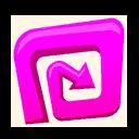 Fortnite Cyclo Swirl emoji
