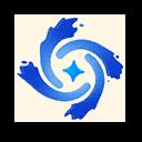 Fortnite Blue Cyclo emoji