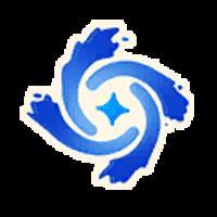 Blue Cyclo