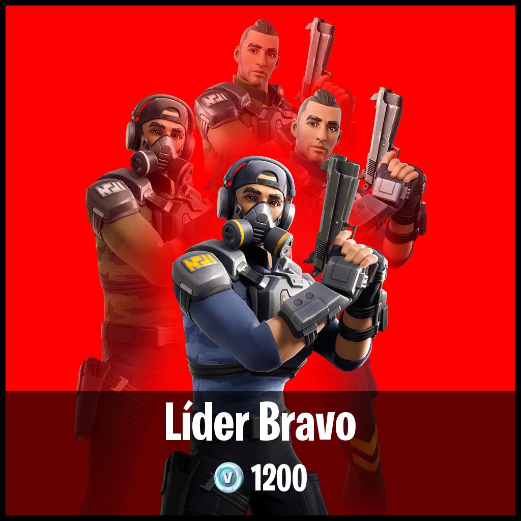 Líder Bravo