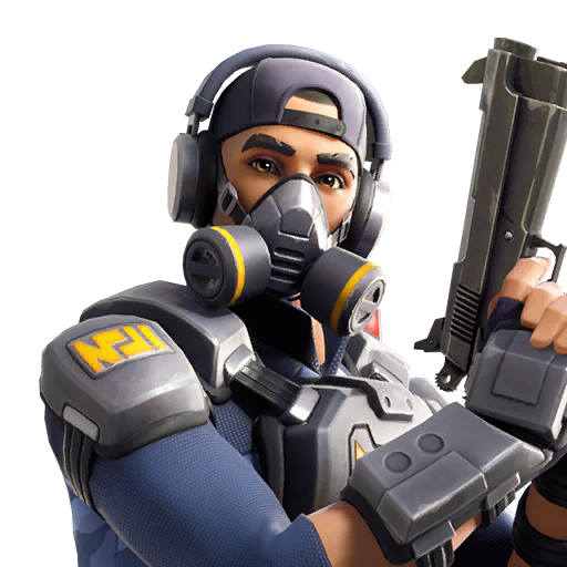 Fortnite Bravo Leader outfit
