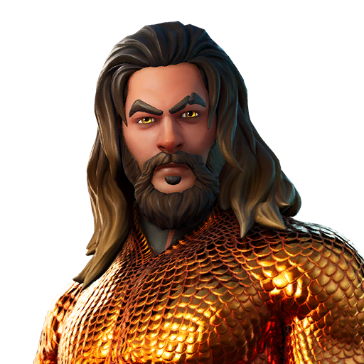 Fortnite Aquaman Outfit Skin